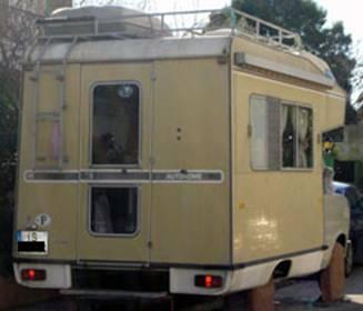 Finais de 70/80 – Uma CI AutoHome vendida nova em Portugal, ainda em actividade