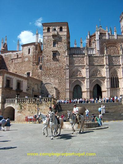 Guadalupe – Real Mosteiro de Santa Maria de Guadalupe