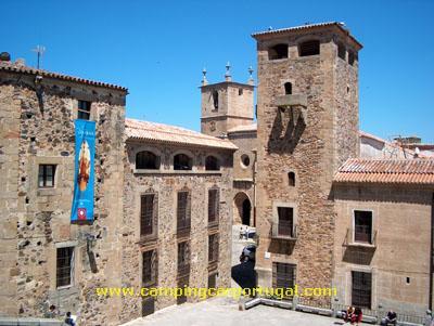 Cáceres – Praça de São Jorge