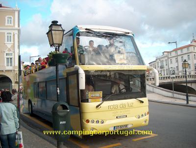 "City Tour ""CampingCar Portugal"""