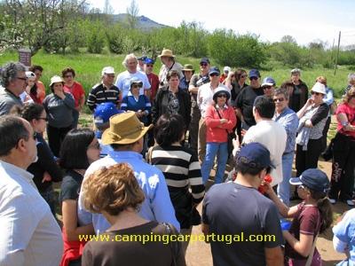 Breve briefing na cidade romana de Ammaia