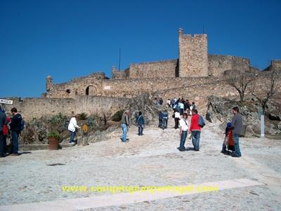 """A """"tomada"""" do castelo de Marvão"""