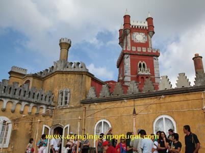 Panorâmica do Palácio